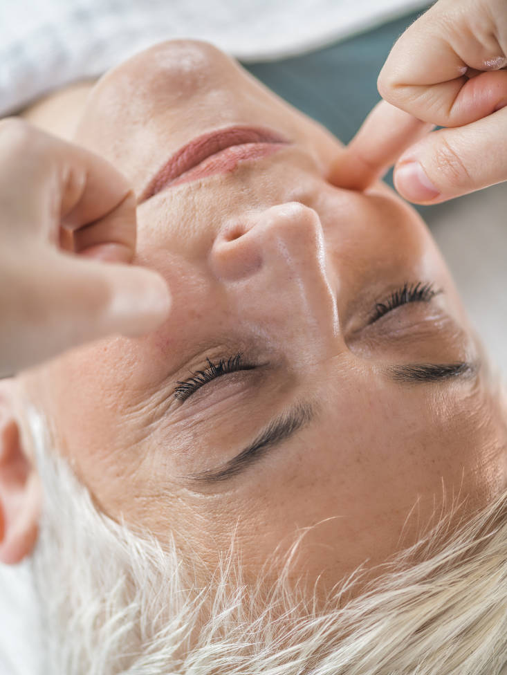 Tratamiento antiarrugas - Centro estética Estibaliz en Navarra